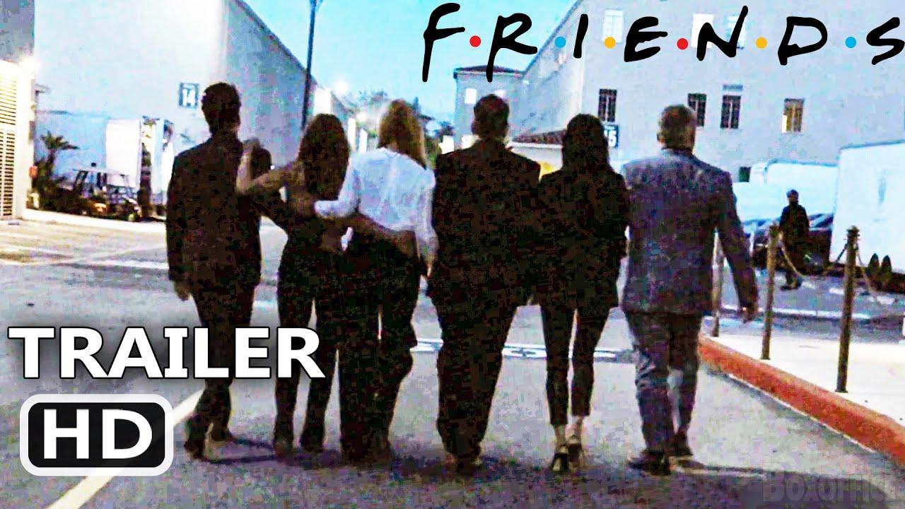 FRIENDS: THE REUNION Official Teaser (2021)