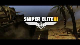Sniper elite 3 ► Кооперативное прохождение ► #1