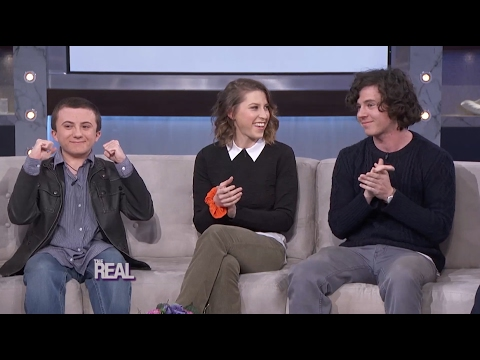 Atticus Shaffer, Eden Sher and Charlie McDermott!