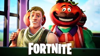 """Bus Fulla Tomatoes"" - Official Fortnite Battle Bus Short"