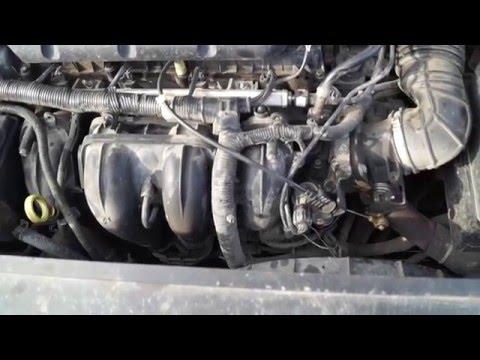 Впускной коллектор форд коннект
