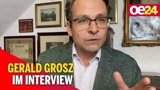 Gerald Grosz über Corona-Demo in Wien