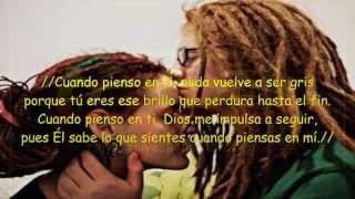 Lion Reggae - Cuando Pienso en Ti (+ Letra) HD [TIERRA 2012]