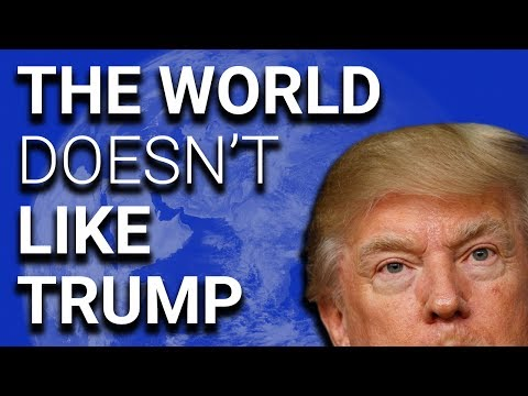 FACT: Trump is Ruining America's Reputation Around the World