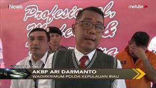 Polda Kepulauan Riau Tangkap Muncikari di Batam dan Bali - Police Line 10/09