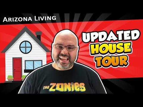 Phoenix Arizona House Tour