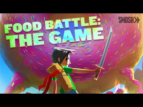 Smosh Foot Battle: The Game!