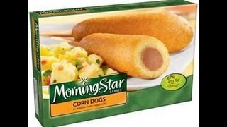 Morningstar Farms Veggie Corn Dogs Review