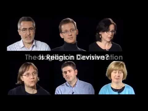 Theologians in Conversation: Is Religion Divisive