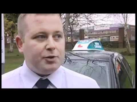 New Driver Schools - ITV Meridian News - Car Insurance Shock