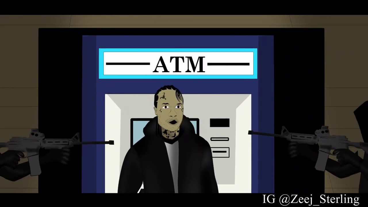 How Tommy Lee Sparta Was Arrested [Jamaican Cartoon]
