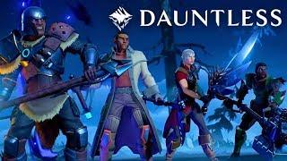 Dauntless - Trải nghiệm siêu phẩm game ONLINE ( Thợ săn quái vật )