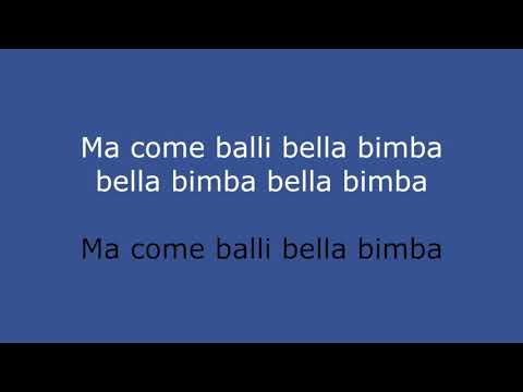 """""""Ma Bella Bimba"""""""