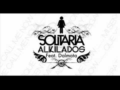 la cancion solitaria alkilados ft.dalmata video oficial