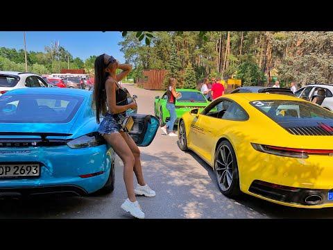 Один день с Porsche на 2 000 000 $ 💵