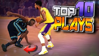 NBA 2K20 TOP 10 Plays Of The Week #55 - Ankle Breakers, Posterizers & More