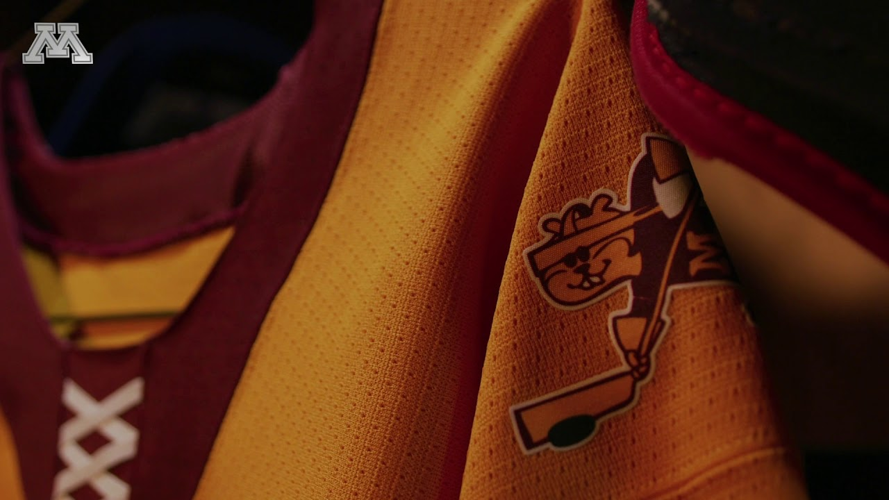 7f07e57fec0 New Era. New Look. Gopher Men's Hockey 2018-19 New Jersey Teaser. Minnesota  Gophers