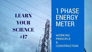 Energy Meter   Basic Construction & Operation   Learn your Science #17