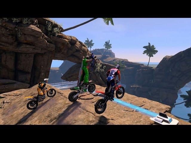 Trials Fusion Multiplayer Trailer