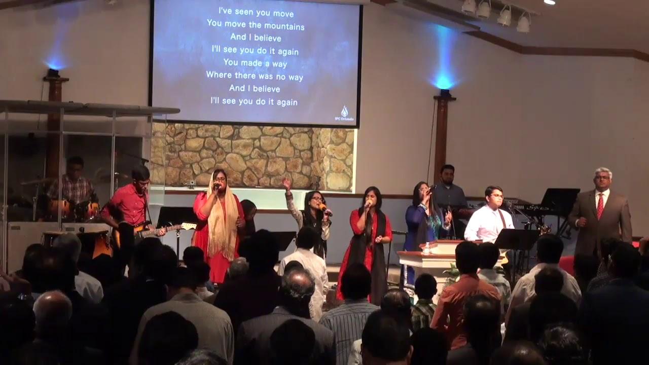 Praise & Worship - IPC Orlando Church [11/05/2017]
