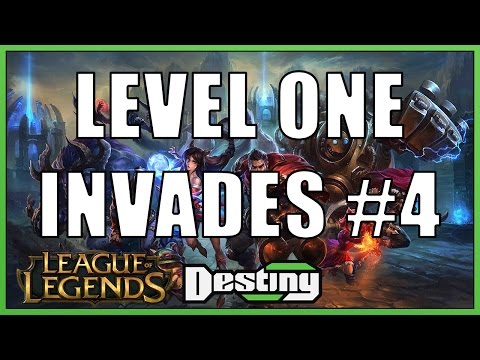 Level 1 Invades: Episode 4