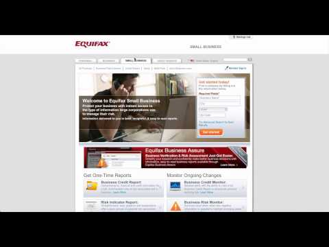Learn How To Use  Www.Equifax.com Website In Simple Steps.