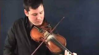 IRISH FIDDLE LESSONS - HOW TO PLAY THE ROSE IN THE HEATHER