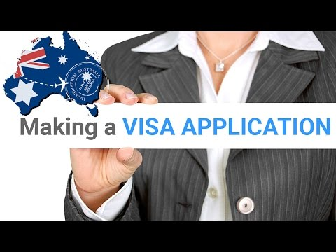 Tips on applying for a visa to Australia
