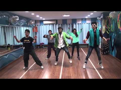 Dubstep dance by lotus dance academy panchkula haryana