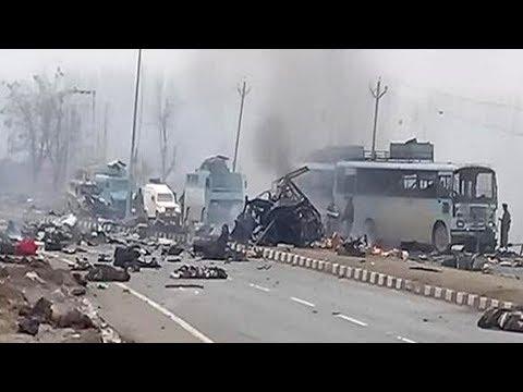 Pulwana terror attack: 30 CRPF jawans martyred in IED blast in J&K, JeM claims responsibility Mp3