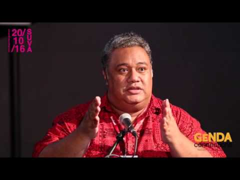 Taking Ownership of Our Own History | Opeta Alefaio | Genda Connections Suva 20/10/16