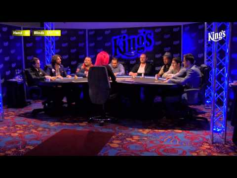 CELEBRITY CASH KINGS [DE] 1/4 NLH €50/€100