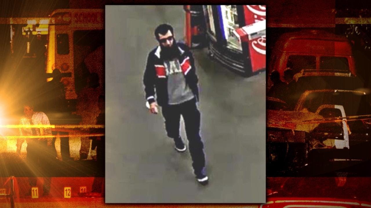See NYC Terror Suspect at Home Depot Where He Rented Truck For Attack