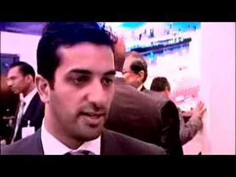 Sheikh Sultan Bin Ahmed Al Qassimi, Chairman, Sharjah Commerce & Tourism Development Auth @ WTM 2007