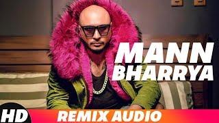 Mann Bharrya (Audio Remix) |Dj Aqeel | B Praak | Jaani | Latest Remix Songs 2018| Speed Records