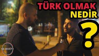Türk Olmak Nedir?