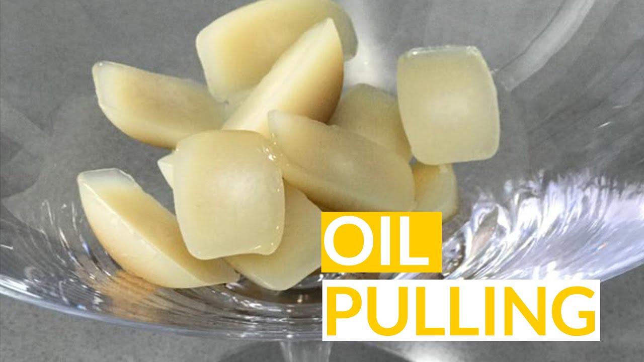 Oil Pulling / Yağ Çekme Küpleri ile Diş ve Diş Eti Sağlığı
