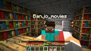 #Minecraft: Banjotown servertour 2 (ft. Bardo & Jordi)
