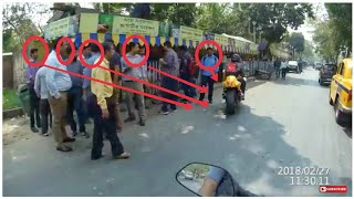 people reaction to loud superbike | Hayabusa in collage