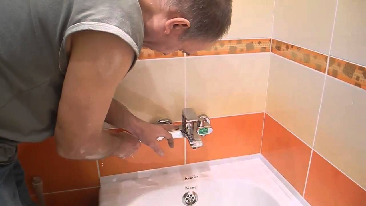Выбираем бюджетный смеситель в ванную комнату. Китай, Россия - YouTube