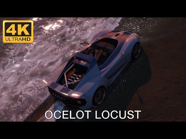 Ocelot Locust - GTA Online