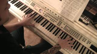 Undertaker Theme Song Keyboard Tutorial