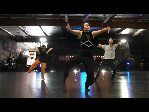 FUCK WITH MYSELF - BANKS (Jasmine Lin Choreography)
