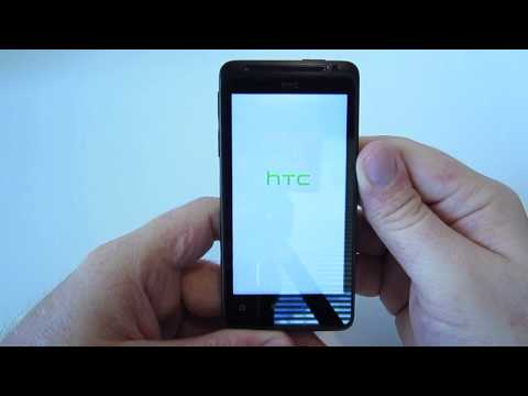 HTC EVO Design 4G Boost Mobile Unboxing/First Look