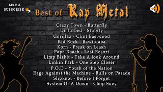 Best of RAP METAL