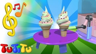 TuTiTu は、「おもちゃが息を吹き返す」2-3歳児を対象とした3Dアニメー...