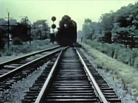 1950s Norfolk & Western Railroad - CharlieDeanArchives / Archival Footage