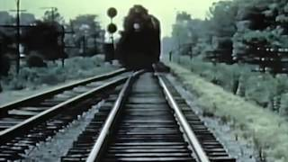 1950s Norfolk & Western Railroad - CharlieDeanArchives / Archival Footage