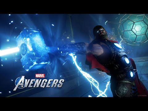 Launch Week Marvel's Avengers WAR TABLE