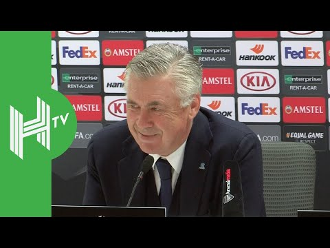 Carlo Ancelotti: Don't judge me now - I'll give you my phone number!